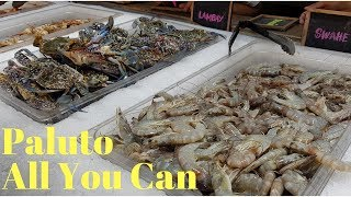 Paluto All You Can Isla Sugbu Seafoods City (Venice Grand Canal Mall)