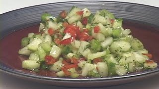 Cucumber Dill Relish