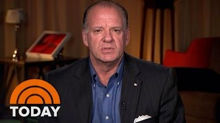 Jim Cain, Father Of Fiancé Of Brussels Victim, Speaks Out On Attacks | TODAY