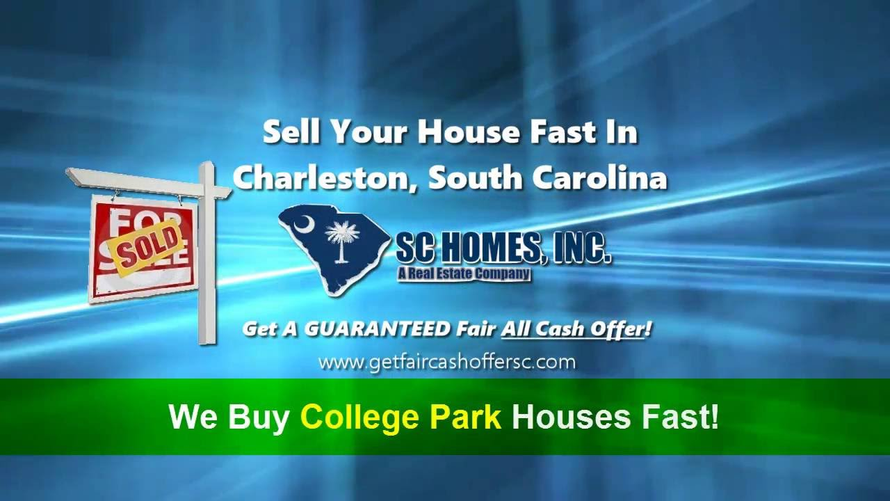 We Buy College Park Houses Fast