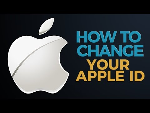 How to Change Your Apple ID or iCloud Email Address