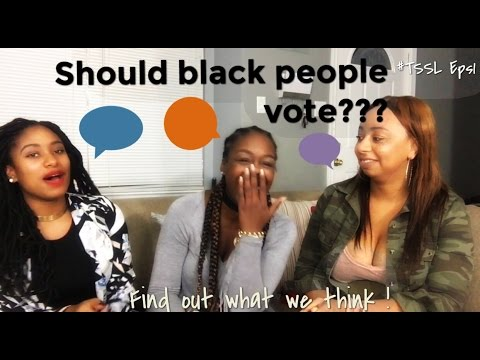 Should Black People Vote? Josh Norman & Date of the week!  The Sabrae Show Live Eps1