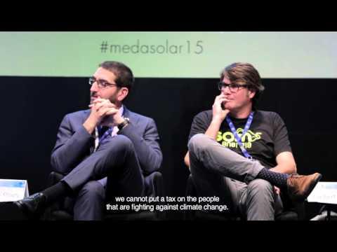 II Mediterranean Solar Forum, on November 26th 2015 in Barcelona