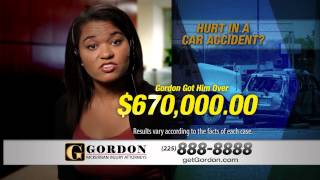 Baton Rouge Attorney | Phone Girl 2015 | Gordon McKernan Injury Attorneys