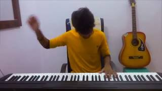 Darkhaast  Shivay  Arijit Singh  Nayan Joshi Piano Cover  Sunidhi Chauhan