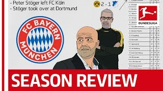 All You Need To Know About The 2017/18 Bundesliga Season - Powered by Tifo Football