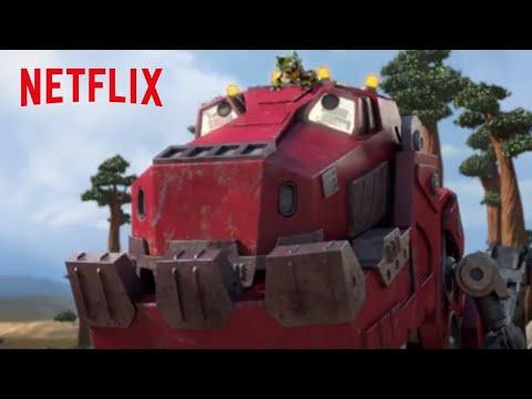 Dinotrux | Theme Song | Netflix