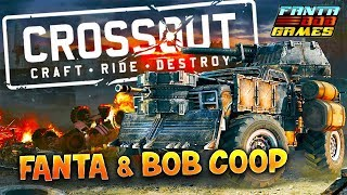 CROSSOUT : PEW-PEW-PEW !!! - Fanta et Bob Gameplay PC 1080p FR (XBOX PS4)