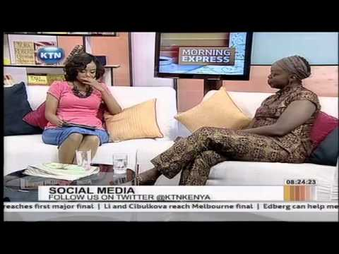 Social Media: Njeri Wangare talks about blogging in Kenya