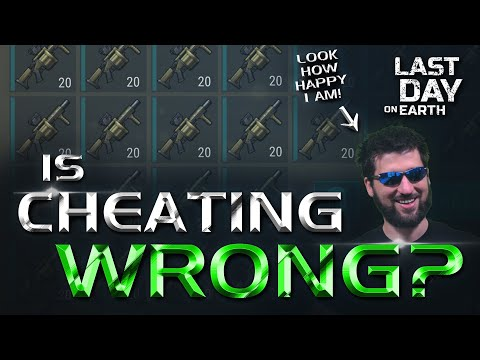 3 Ways to Cheat, Hack, Mod, Glitch or Exploit Last Day on Earth. Are they all wrong?