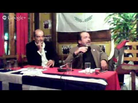 24/3/2015 ΟΜΙΛΙΑ - ΟΡΚΩΜΟΣΙΑ ΚΕΡΑΜΕΙΚΟΣ ΑΤΤΙΚΗΣ