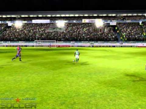 Fantastic goal by Mahamadou Diarra