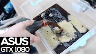 ASUS GTX 1080 Coca-Cola/Dondurma Testi 27 Saat! Tekrar Çalışacak mı?