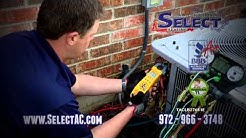 Flower Mound Air Conditioning Repair - AC company Select Ac