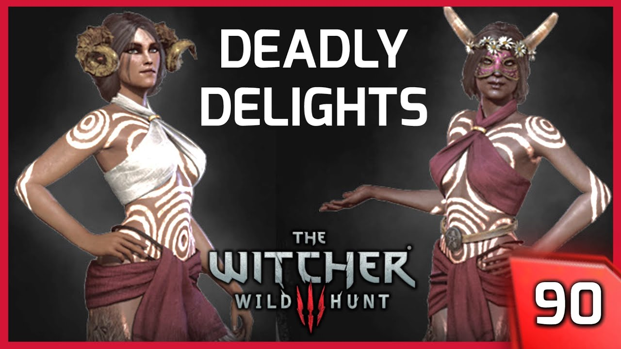 Consequences salma 3 witcher succubus Contract Deadly