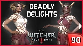 The Witcher 3 ► Salma the Succubus - Deadly Delights - Story and Gameplay #90 [PC]