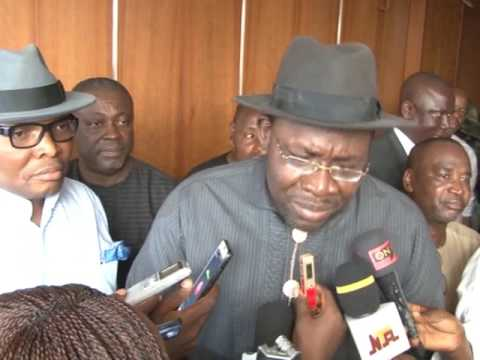Niger Delta Minister and Governors Meet to Develop the Region.