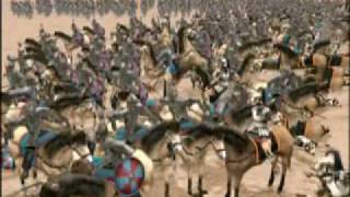 Alexander the Great, the battle of Gaugamela part 2