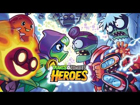 Plants Vs. Zombies Heroes - (iOS/Android) Gameplay Trailer | Official Mobile Game (2016)