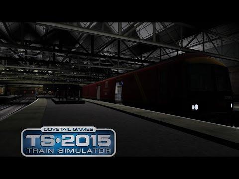 TS2015: Class 325 EMU Express Mail Train