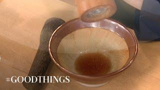 Good Things: Garlic Vinaigrette Dressing - Martha Stewart
