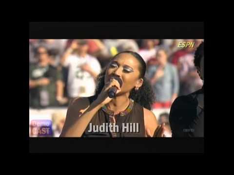 Darlene Love & 20 Feet From Stardom Rose Bowl 14 ESPN opening anthem