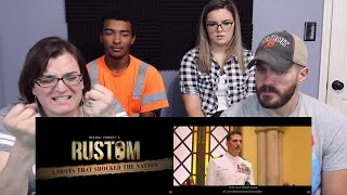Rustom - Official Trailer REACTION! | Akshay Kumar, Ileana D'Cruz, Esha Gupta & Arjan Bajwa