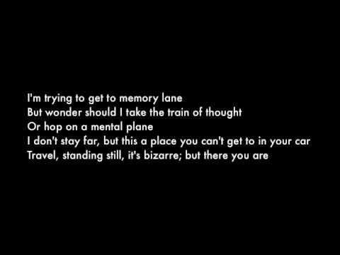 Elzhi - Memory Lane (Lyrics)