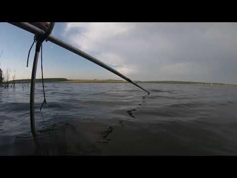 Паук подъемник на рыбалку