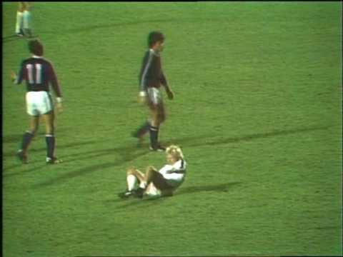 15/09/1976 Austria Vienna v Borussia Monchengladbach