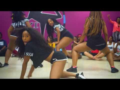 Soulja Boy  DONK Choreography  Trinica Goods