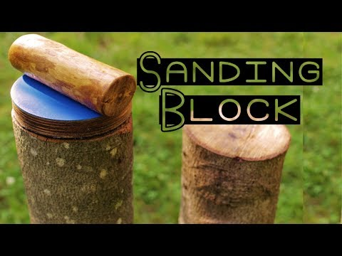 Sanding Block [Episode 12]