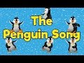 Penguin Dance | Penguin Song | Brain Breaks | Gross Motor Activities | Jack Hartmann video