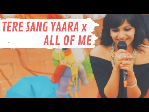Tere Sang Yaara | Female Cover | Tay Hai | All Of Me | Rustom | Akshay Kumar | KavyaKriti