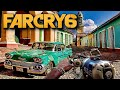 BREAKING: Far Cry 6 Official Gameplay Screenshots, Biggest Open-World Yet, Story Details & More