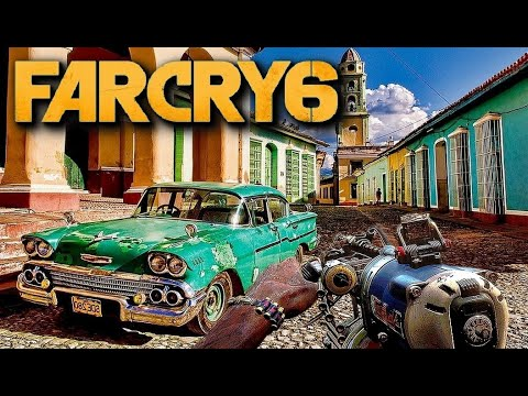 Breaking Far Cry 6 Official Gameplay Screenshots Biggest Open World Yet Story Details More Youtube