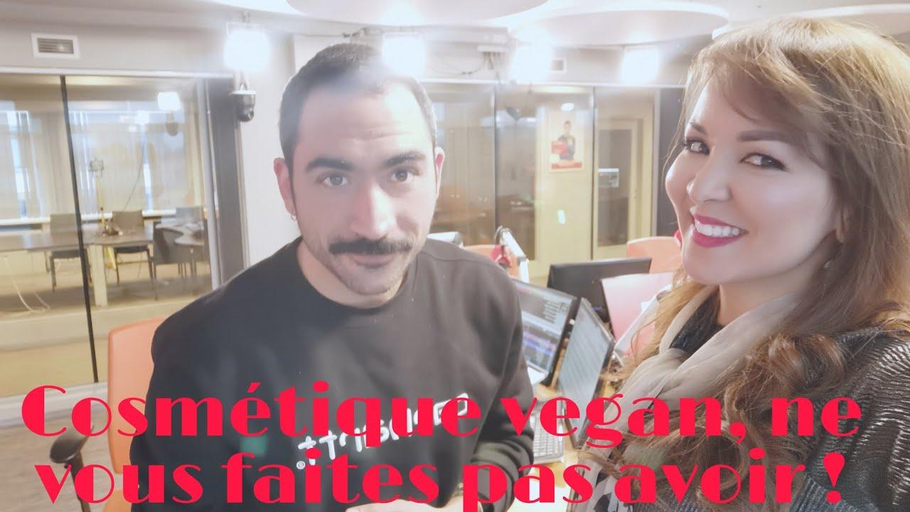 Cosmetique Vegan, tout ce qu'il faut savoir - Rocco La Rocca | ARABEL FM