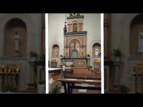 Dominic Mission San Diego de Alcala video