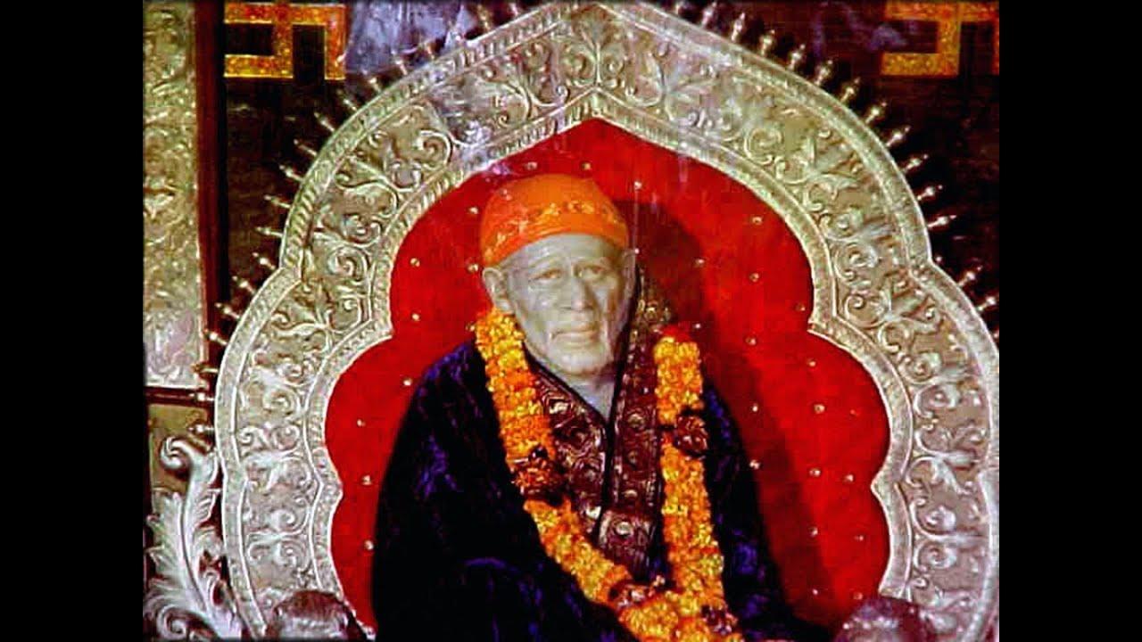 Kakad Aarti Shirdi Sai Baba Anantha Tula Mandir Pujari Parmodh