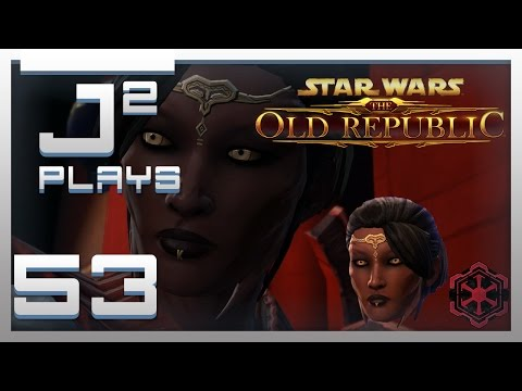 SWTOR Sith Warrior Storyline Gameplay - Two Generals For One - Part 53