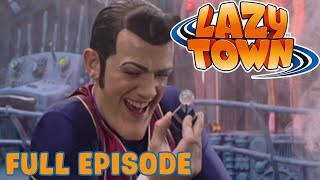 Lazy Town | Crystal Caper | Full Episode
