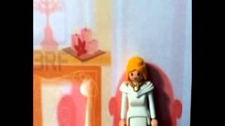 Le petit Chaperon rouge- Rötkappchen- Playmobiles