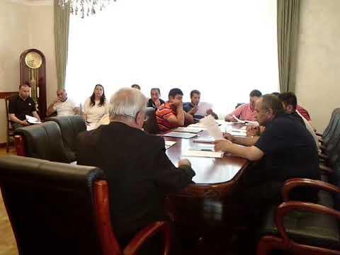 Ապարան  համայնքի ավագանու նիստ 21.06.2019