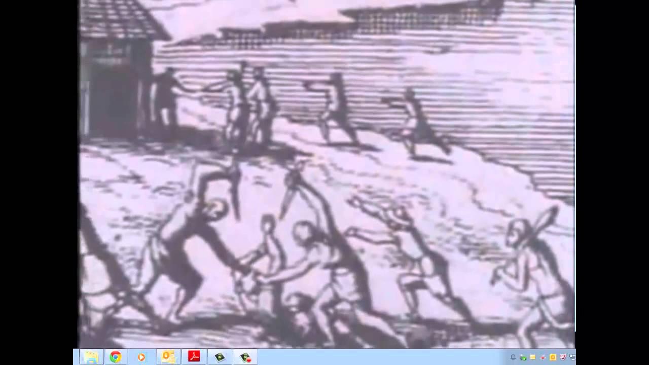 Bacon's Rebellion (1676–1677)