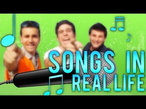 Hoiltubolungo - Canzoni nella vita reale!
