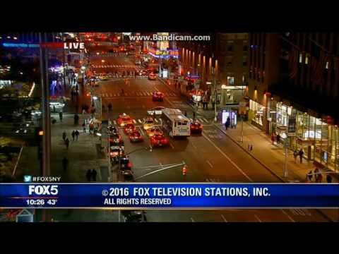 WNYW: FOX 5 News At 10pm Close--11/11/16