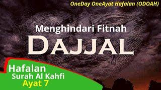 QS  18:7 (surah 18 ayat 7) » QS  Al Kahfi » Tafsir Alquran