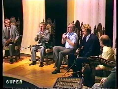 "Irish traditional music : ""The Chieftains"" -  whistles, including Matt Molloy"