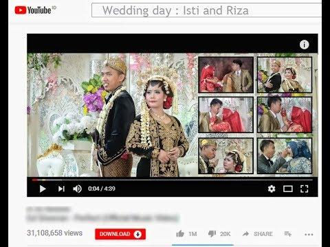 Romance : Riza Azizie & Istikomah