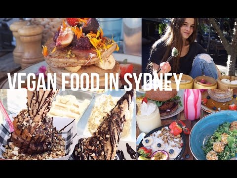 MY GO-TO VEGAN RESTAURANTS IN SYDNEY | Must Try!!!
